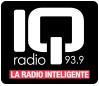 Logo de IQ Radio Inteligente 93.9.