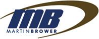 Logo de Martin Brower.