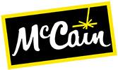 Logo de McCain.