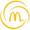 Logo de Arcos Dorados.