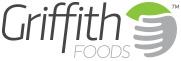 Logo de Griffith Foods.