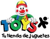 Logo de Toys, tu tienda de juguetes.